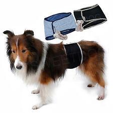 Rüdenbinde Hundeschutzhose für Rüden PLUS Schutzhose Wraps - WASCHBAR