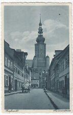 Zwischenkriegszeit (1918-39) Ansichtskarten aus Mecklenburg-Vorpommern für Dom & Kirche