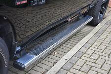 Pair of Dodge Ram Quad Cab Length Sidesteps - GENUINE FACTORY PARTS