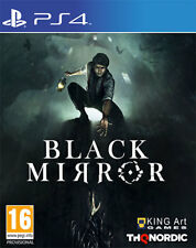 Black Mirror PS4 Playstation 4 IT IMPORT THQ