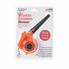 World's Smallest Dust Blower Novelty Desk Office Gadget Kids Adults Gift Toy