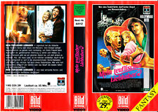 "VHS - "" Mein teuflischer LIEBHABER ( My Demon Lover ) "" (1987) - Michele Little"