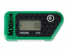 HOUR METER WIRELESS VIBRATION - KAWASAKI KX KXF 450 250 ENGINE HOURMETER GREEN