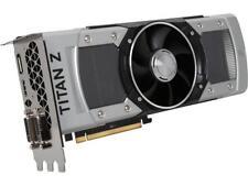 EVGA NVIDIA GeForce GTX TITAN Z 12G-P4-3990-KR 12GB Dual GPU Video Graphic Card