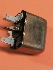 NIEHOFF DR168M BWD R247 1115913 Horn Relay fits 1974 1975 PONTIAC MADE IN USA