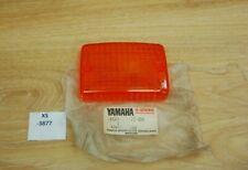 Yamaha XJ550 4G0-83312-00 LENS, FLASHER Genuine NEU NOS xs3877