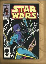 Star Wars  96 fn 1985 Marvel Comics US Comics Scarce Dark Lady Lumiya