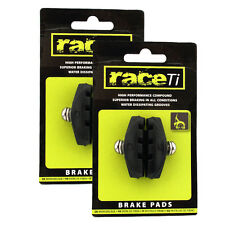 Shimano TWIN PACK Dura Ace Ultegra 105 Tiagra Sora Integral pad Road Brake Pads