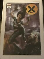 X-MEN #4 LUCIO PARRILLO X-23 TRADE DRESS VARIANT COVER LIMITED TO 3000 copies