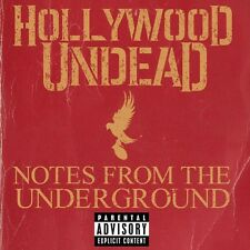 Hollywood Undead - Notes from the Underground [New CD] Explicit
