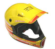 THE Thirty3 Cube Composite Full Face Mountain Bike Helmet Medium Yellow