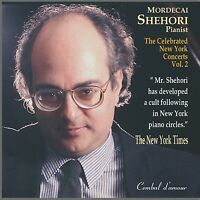 Mordecai Shehori - The Celebrated New York Concerts, Vol. 2