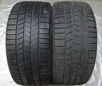 2 Neumáticos de Invierno Pirelli Scorpion hielo nieve NO 275/40 R20 106v ra789