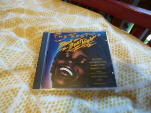 VARIOUS - THE BEST OF BLACK BEAT NIGHT (ORIGINAL 1992 GERMAN IMPORT CD) SOUL R&B