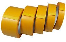 Goldband UV30 Malerband Kreppband 50m Abdeckband Fineline Washi Klebeband