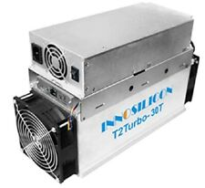 Innosilicon T2T - 30TH/s Bitcoin Miner