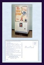 POPCORN MACHINE AUTO-POP MANUFACTURING CO. ST. LOUIS, MISSOURI CIRCA 1957