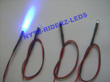 BLUE LED LIGHTS FITS GMC HUMMER HYUNDAI KIA DODGE VOLVO ISUZU LINCOLN 5MM LEDS
