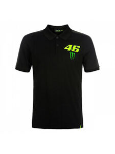 VALENTINO ROSSI MONSTER DUAL MENS POLO SHIRT