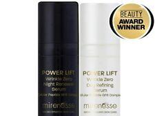 Mirenesse Power Lift Wrinkle Zero Night Serum and Day Serum Minis 10 grams each