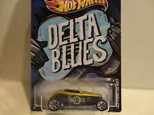 Hot Wheels Juke Box Series Delta Blues Gold '33 Ford Lo Boy