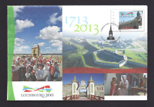 Canada  # S95   Special Event Cover    LOUISBOURG     New 2013 Unaddressed