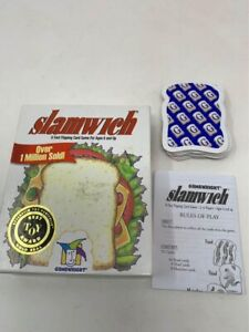 Slamwich: The Fast Flipping Card Game (2003, Gamewright)