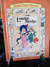 London Bridge [Mother Goose Rhymes] HC 1995 minature LN
