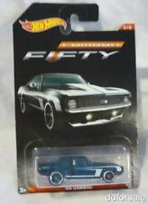 1969 Chevrolet Camaro 1:64 Scale die-cast Model from Camaro Fifty by Hot Wheels
