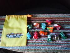 GOGO CRAZY BONES 12 FIGURES 2 METALLIC 10 REGULAR GUC WITH EVOLUTION BAG