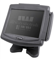 Radiant P1220 Terminal, 12� Display w/Msr and Stand (P1220-0690-Ba)