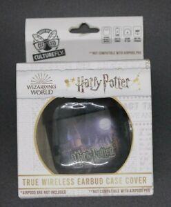 Harry Potter True Wireless Earbud Case Cover Hogwarts