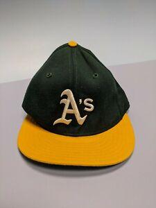 Vintage Oakland A's baseball cap