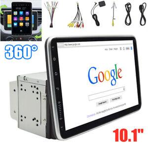 "10.1"" Android 9.1 WiFi GPS Car Radio GPS MP5 Player 360° Rotable Screen 2G+32G"
