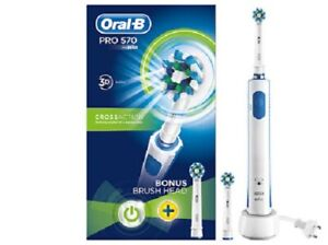 Oral-B Pro 570 Cross Action Electric Toothbrush