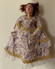 Gladys Boalt Christmas Ornament Cinderella Wicked Stepsister Prunella Signed '95
