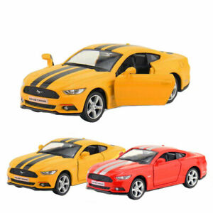 Ford Mustang 2015 1:36 Scale Model Car Diecast Gift Toy Vehicle Kids Collection