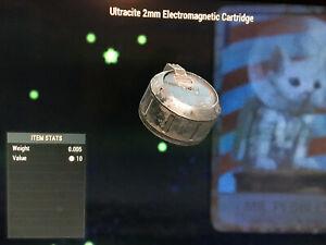 Fallout 76 FO76 PS4 20,000 Ultracite Ammo (45, 556, 50, 308, 2mm EC, More)