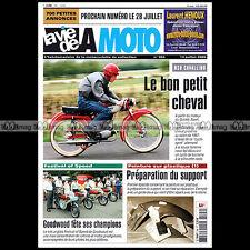 LA VIE DE LA MOTO LVM N°394 ★ Essai Test CYCLO-SPORT NSU 50 CAVALLINO 1958 ★