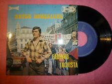 ARTUR GONÇALVES Fadinho Tachista /3+ EP FADO Portugal Press (EX-/EX-) R