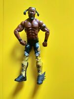 Wwe Elite New Day Kofi Action Figure Mattel Very Good Condition