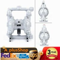 Air-Operated Double Diaphragm Pump 24 GPM 1 inch Inlet&Outlet,1/2 Inch Air Inlet