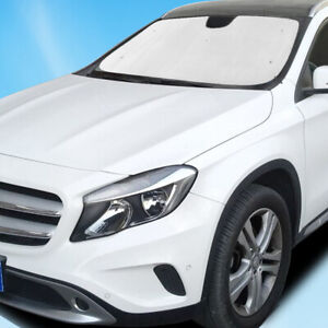 Fit For Mercedes-Benz GLA 2014-2020 Front Windshield Window Sun Shield Sunshade