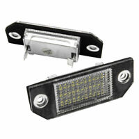For Ford Focus St 225 Mk2 C-Max Mk1 03 - 08 C-Max Led Number License Plate Light