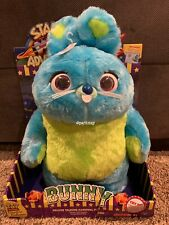 "Toy Story 4 SIGNATURE COLLECTION BUNNY Deluxe Talking Plush 15"" (IN HANDS)"
