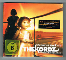 THE KORDZ - BEAUTY & THE EAST - HEROES & KILLERS EDITION - 2012 - NEUF NEW NEU