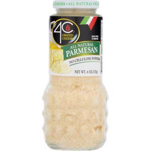 4c all natural parmesan 6oz
