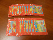 PANINI The Flintstones 5 Sealed Packets.