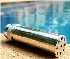 top quality swimming pool massage pool spa pool stainless steel nozzle rod