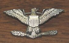 "United States Military Eagle Crest ""Shold R Form"" 1 1/2"" Inch Collectible Pin!"